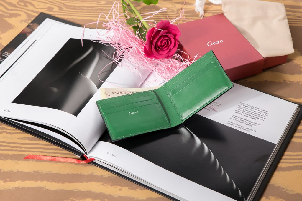 Calfskin is particularly valuable because of its softness and fine grain, as well as durability