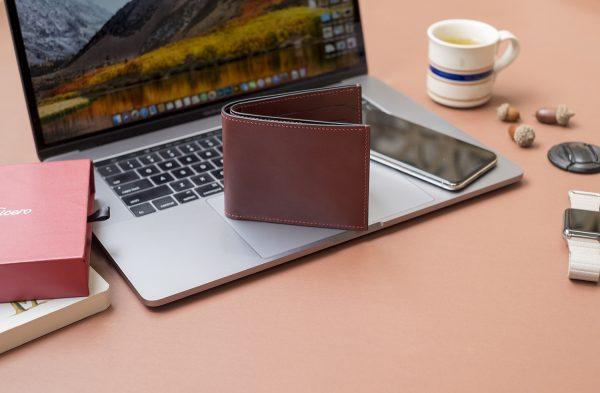 Cicero men's bifold wallet