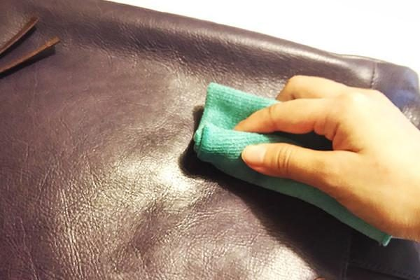 How to make leather new again ?