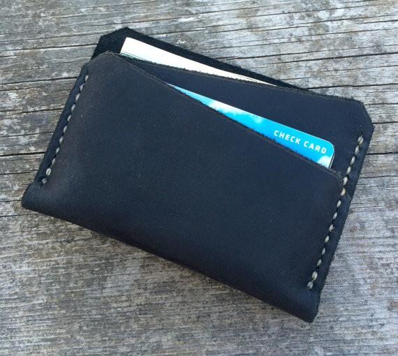 Slim mens wallet from Wallingandsons