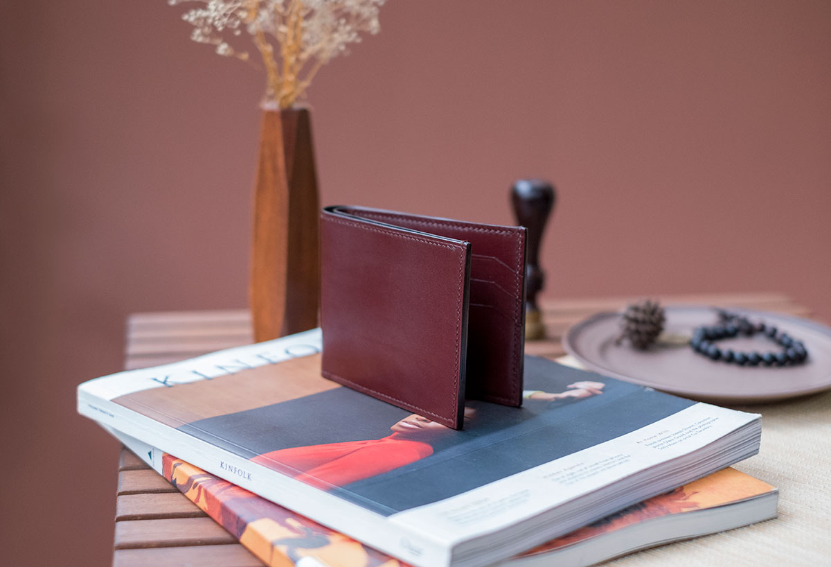 Top 6 brands of luxury wallets for men