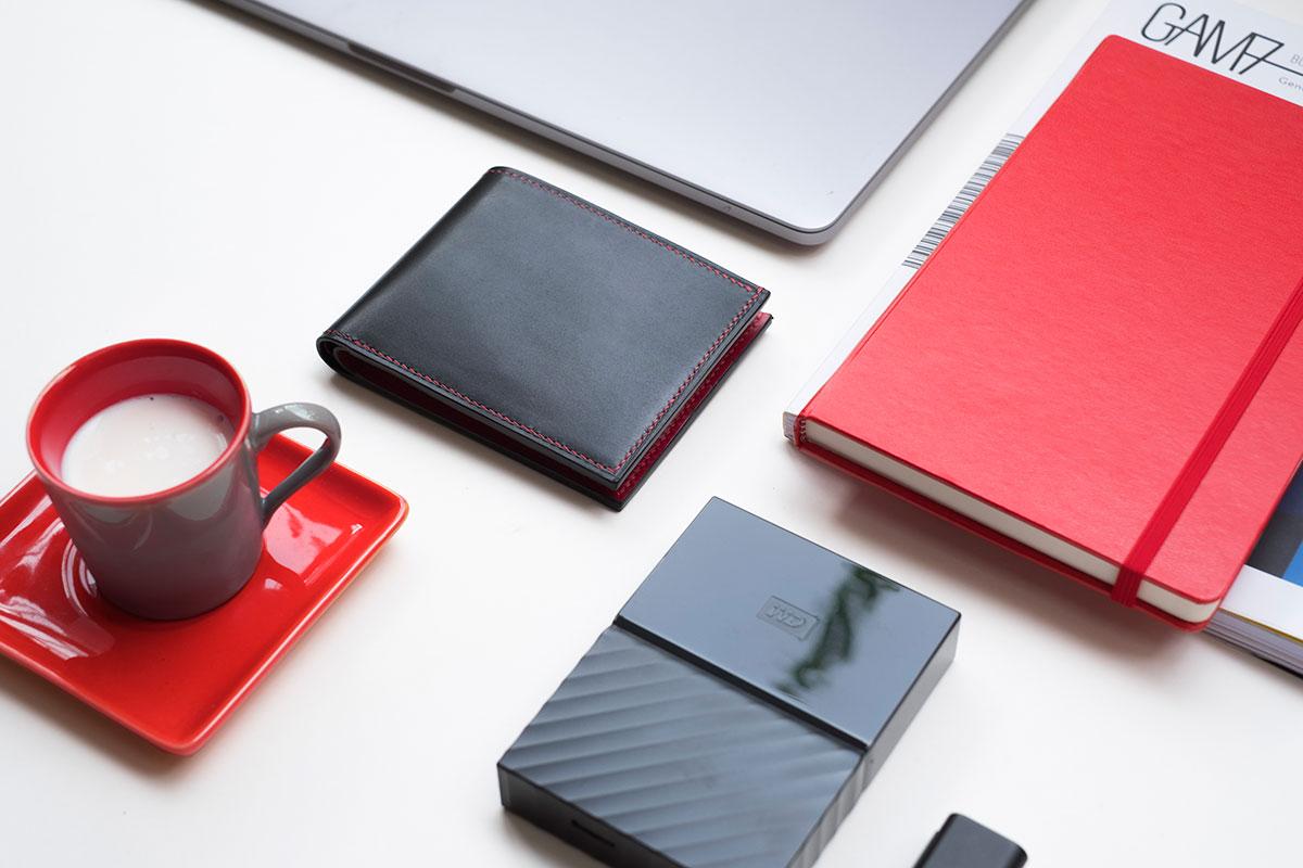 Cicero Leather Wallet - Best Gift for Boyfriend
