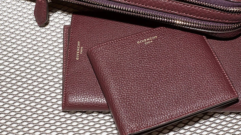 Givenchy Luxury Best Mens Wallet Brands