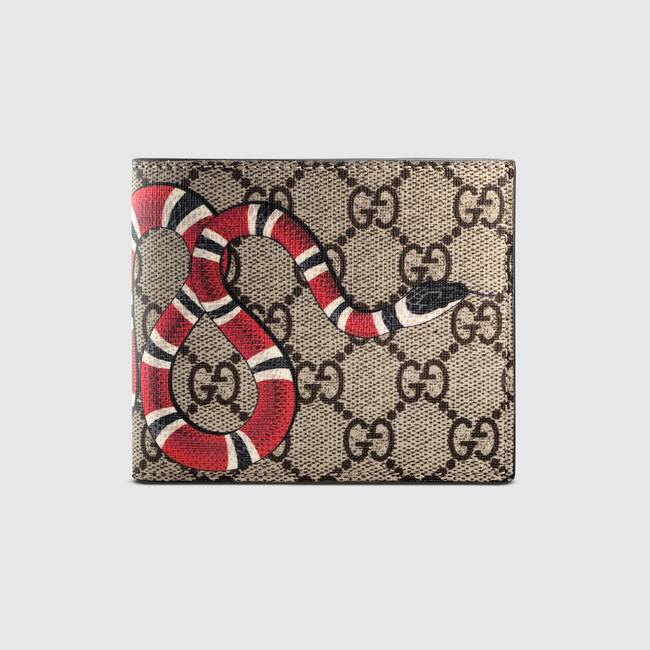 The famous Gucci's red snake