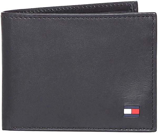 Tommy Hilfiger men's bifold leather wallet