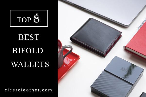 Top 8 Best Bifold Wallets