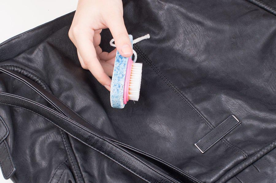 Maintain leather-based away from abrasives which can scuff or cut it