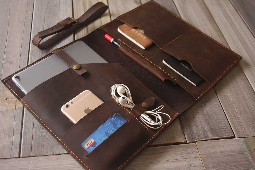 Leather Tablet Case