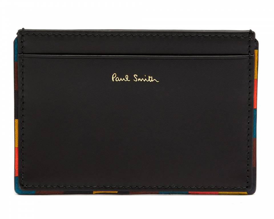Paul Smith Artist Card Holder