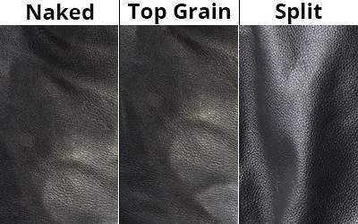 What is Split Leather