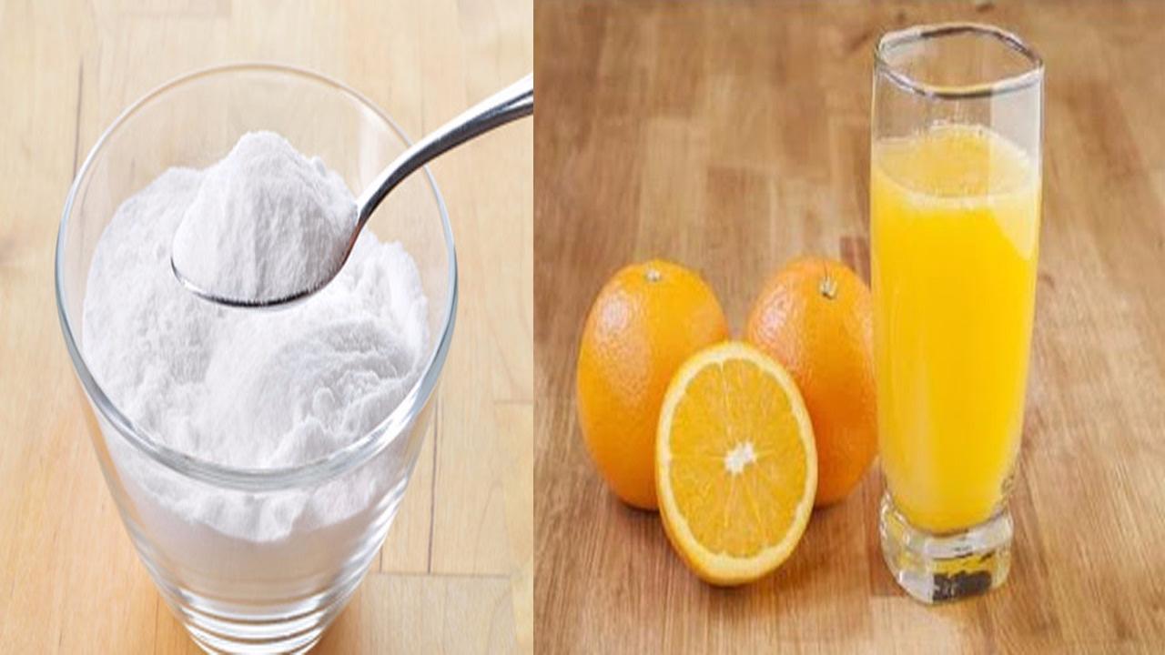 Lemon Juice and Cream of Tartar