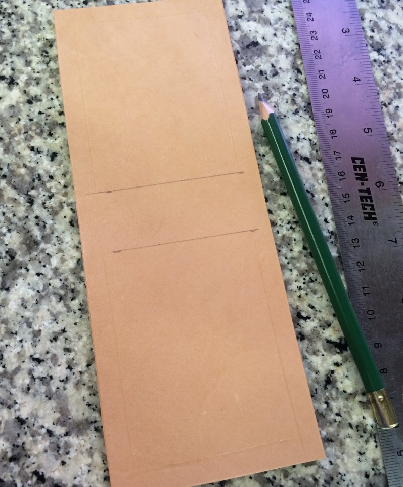 How to Draw Leather Wallet