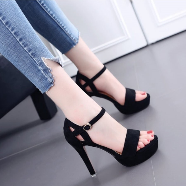 Christmas gifts with high heels